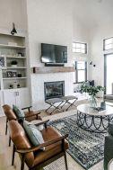 Mid century modern living room furniture ideas 13