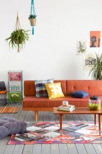 Mid century modern living room furniture ideas 20