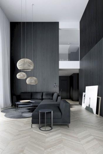 Minimalist living room design trends ideas 12
