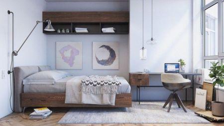 Modern scandinavian bedroom designs ideas 26
