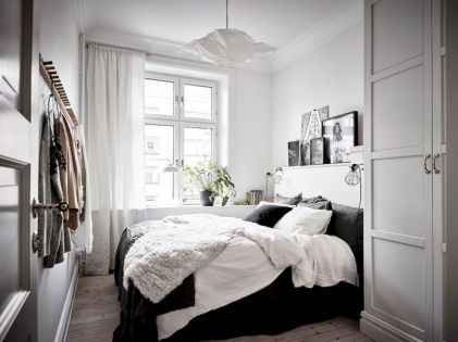 Modern scandinavian bedroom designs ideas 33