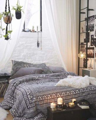 Modern scandinavian bedroom designs ideas 41