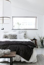 Modern scandinavian bedroom designs ideas 45