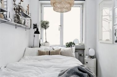 Modern scandinavian bedroom designs ideas 46