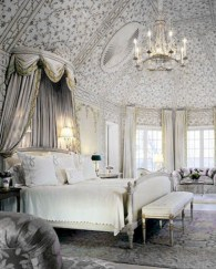 Romantic shabby chic bedroom decorating ideas 11