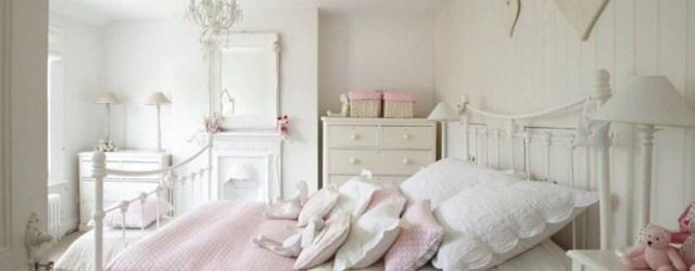 Romantic shabby chic bedroom decorating ideas 19