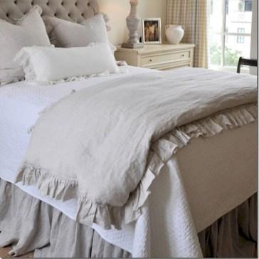 Romantic shabby chic bedroom decorating ideas 33