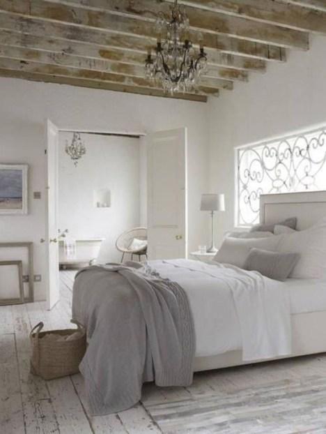 Romantic shabby chic bedroom decorating ideas 43