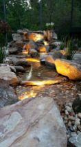 Small backyard waterfall design ideas 26