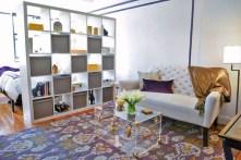 Stylish apartment studio decor furniture ideas 04