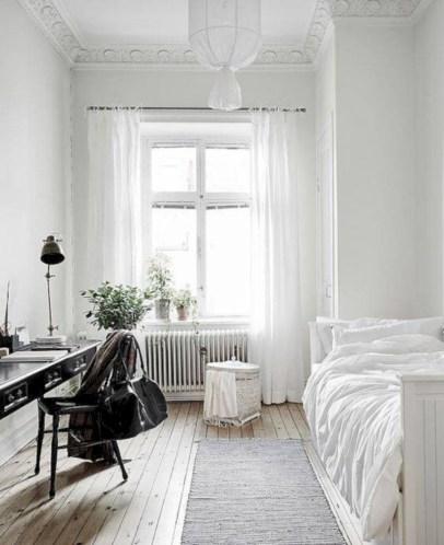 Stylish apartment studio decor furniture ideas 30