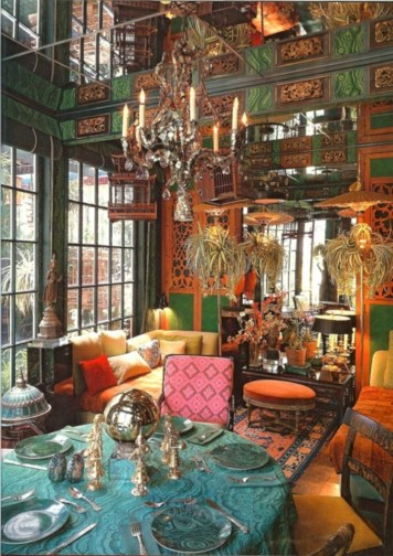 Totally inspiring boho living room ideas 03