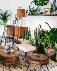 Totally inspiring boho living room ideas 10