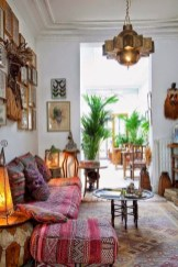 Totally inspiring boho living room ideas 12