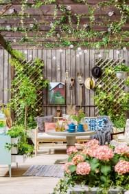 Totally inspiring boho living room ideas 23