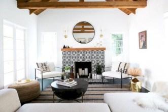 Totally inspiring boho living room ideas 24