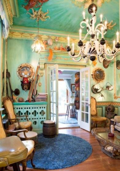 Totally inspiring boho living room ideas 26