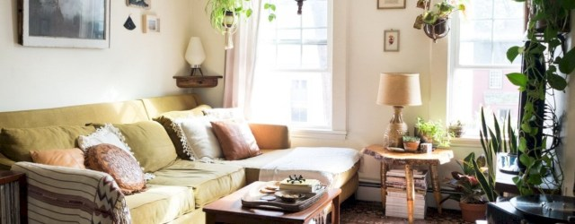 Totally inspiring boho living room ideas 41