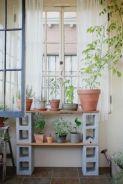 Adorable easy cinder block ideas for garden (2)