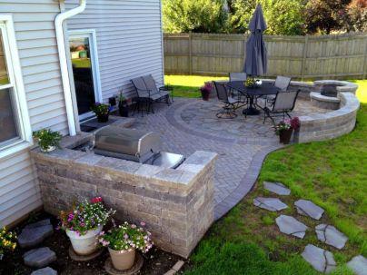 Adorable easy cinder block ideas for garden (22)