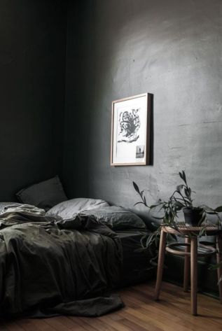 Adorable minimalist bedroom design decor ideas (21)