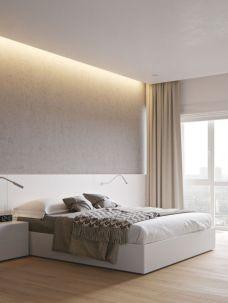 Adorable minimalist bedroom design decor ideas (24)