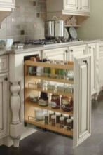 Affordable kitchen cabinet organization hack ideas (24)