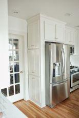 Affordable kitchen cabinet organization hack ideas (36)