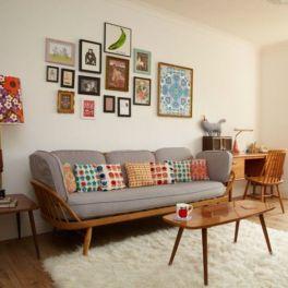 Amazing bohemian style living room decor ideas (26)