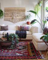 Amazing bohemian style living room decor ideas (3)