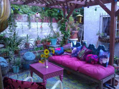 Awesome bohemian style home decor ideas (21)