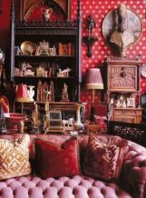 Awesome bohemian style home decor ideas (23)