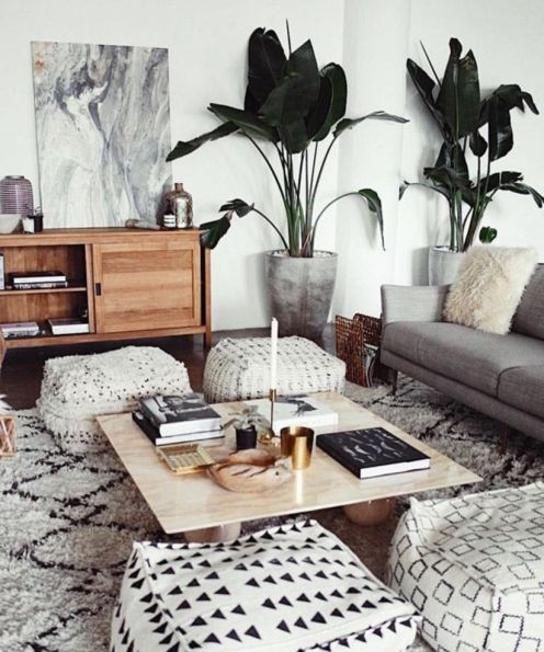 Awesome bohemian style home decor ideas (35)
