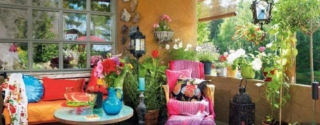 Awesome bohemian style home decor ideas (39)