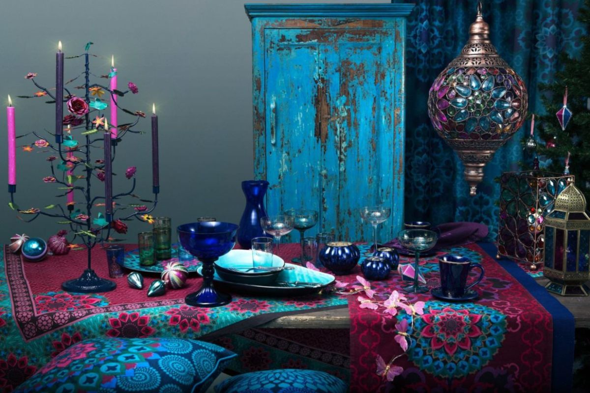 Awesome bohemian style home decor ideas (45)