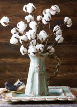 Beautiful spring mantel decorating ideas on a budget (43)