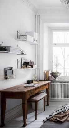 Best ideas for minimalist office interiors (16)