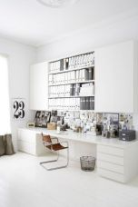 Best ideas for minimalist office interiors (24)