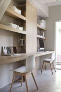 Best ideas for minimalist office interiors (45)