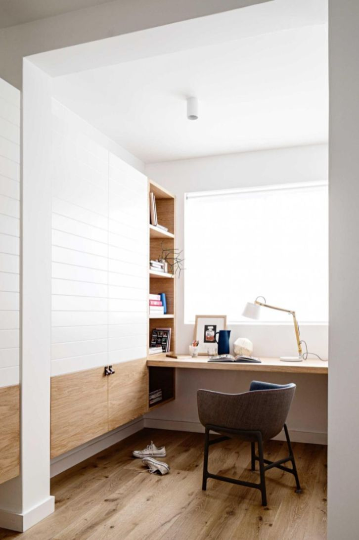 Best ideas for minimalist office interiors (6)
