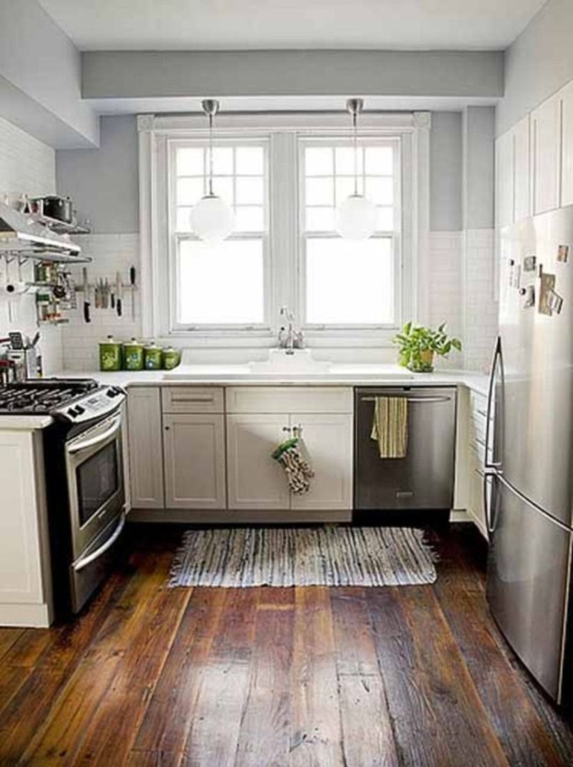 Brilliant small kitchen remodel ideas (20)