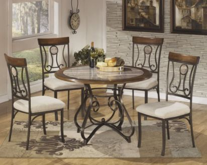 Comfy wood steel chair design for dining room (11)