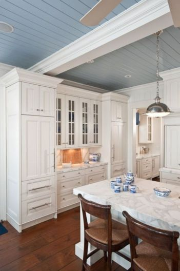 Cool coastal kitchen design ideas (11)