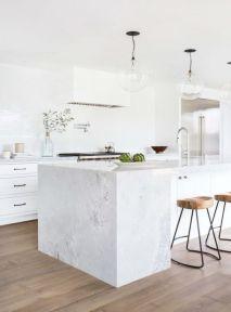 Cool coastal kitchen design ideas (19)