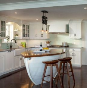 Cool coastal kitchen design ideas (32)
