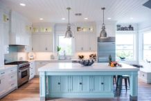 Cool coastal kitchen design ideas (6)