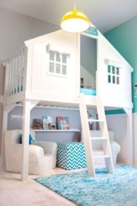 Cute pink kids bedroom designs ideas for small room (20)
