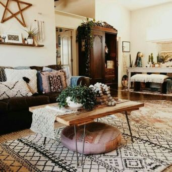 Elegant carpet ideas for large living room (25)