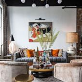Elegant carpet ideas for large living room (36)