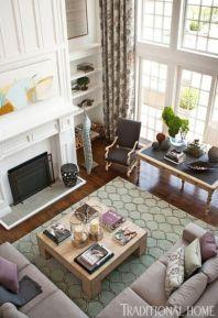Elegant carpet ideas for large living room (7)